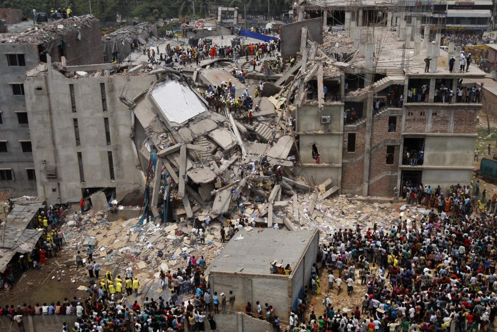 Bangladesh labour incidents