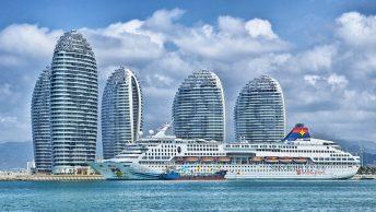 Hainan port initiative