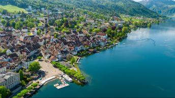 Switzerland crypto business